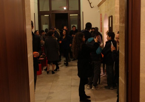 Inaugurazione OdA Officina degli Artisti @23/11/2013