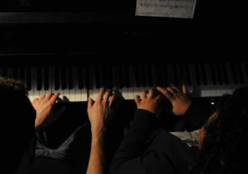 Silvio Caroli – Solo Piano Concert