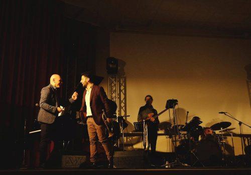 Emozioni a Natale festival VII ed. with MARIO ROSINI #26/12/2016 ph. Roberto Rocca