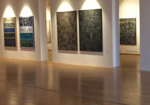 "MNAC in Bucharest ""Contemporary Art National Museum"""