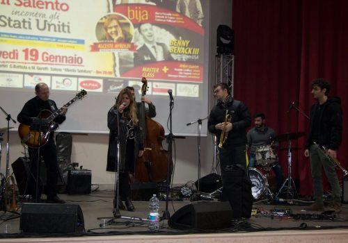OdAcademy 2nd ed. with BENNY BENACK III from USA italian quartet