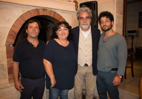 Peppe Vessicchio incontra OdA Officina degli Artisti 20/07/2017