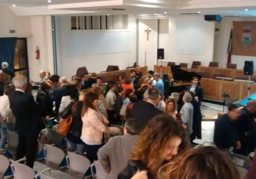 """OdA Library / 21 maggio riconoscimento a OdA in memoria dell'illustre """"Luigi Crudo"""""""