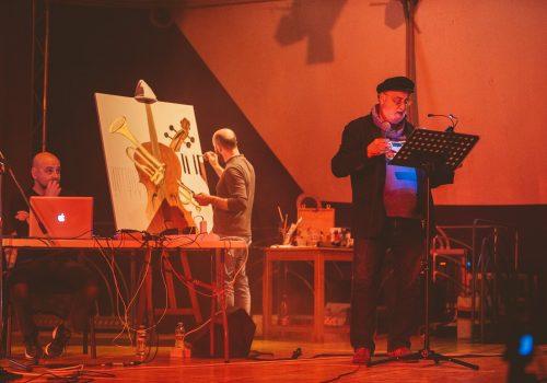 OdA music fest 3rd ed. APOCALYPSE trio